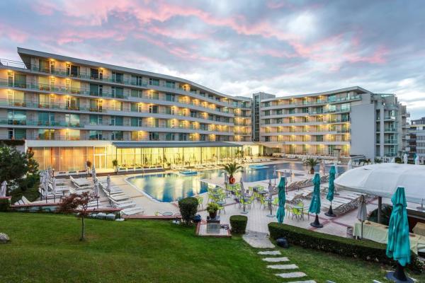 Hotel Festa Panorama Spa Din Nessebar Bulgaria Travos Ro