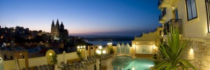 Imagine pentru Pergola Hotel & Spa Charter Avion - Malta 2022
