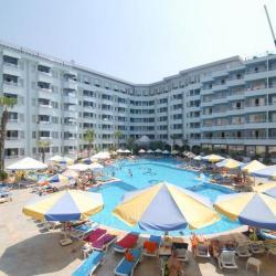 Imagine pentru Senza Grand Santana Hotel Cazare - Mahmutlar 2021