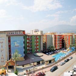 Imagine pentru Xeno Sonas Alpina Hotel Cazare - Mahmutlar 2021