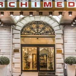 Imagine pentru Hotel Archimede Cazare - City Break Italia la hoteluri  in centrul statiunii 2021