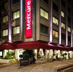 Imagine pentru Hotel Mercure London Kensington Cazare - Londra 2022