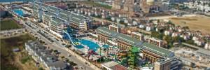 Imagine pentru Hotel Crystal Waterworld Park Charter Avion - Belek 2021
