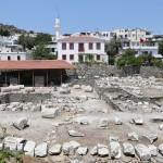 poza Descoperă emblema orașului Bodrum - Mausoleul din Halicarnas