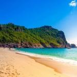 poza Plaja Cleopatra - o destinație  de vis în  inima Alanyei