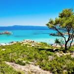poza Peninsula Halkidiki - o destinație de vacanță înțesată de plaje minunate
