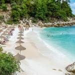 poza Petreceţi vacanţe minunate pe plajele Insulei Thassos