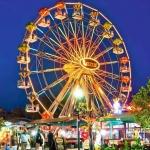 poza Luna Park - Adrenalină și distracție  pentru turiștii de toate vârstele din Sunny Beach