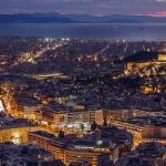 poza Viața de noapte în orașul care nu doarme niciodată