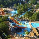poza Aqualand Corfu vă oferă distracție și adrenalină la cote maxime