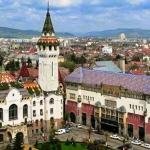 poza Târgu-Mureș - cele mai reprezentative obiective turistice ale orașului