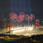 poza Istanbul: Alegeți să petreceți noaptea dintre ani în orașul de pe malul Bosforului