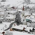 poza Crăciun de vis  în Transilvania