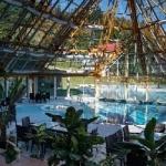 poza România - Unități de cazare  deosebite la munte, cu piscină exterioară sau interioară