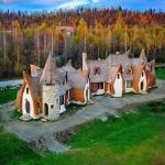 poza Atracții turistice Transilvania: Castelul de Lut Valea Zânelor