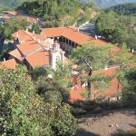 poza Mănăstirea Maica Domnului din Kykkos - perla Insulei Cipru