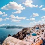 poza Insula Santorini: hoteluri care dispun de piscine și centru spa