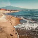 poza Plaje din Catania și din împrejurimi