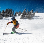 poza Charter schi Franța