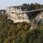 poza Atracții turistice Varna: Mănăstirea Rupestră din Shashkanite