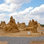 poza Festivalul Figurilor de Nisip Burgas