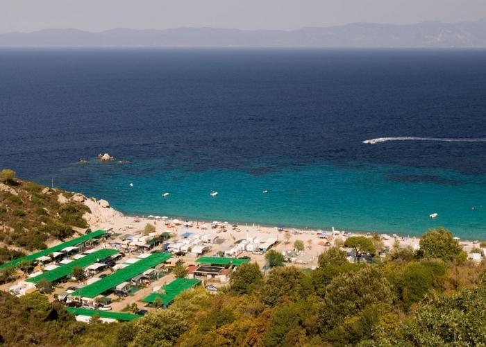 poza Halkidiki, oază de relaxare și spiritualitate