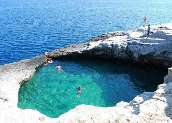 poza Thassos, Insula de Smarald a Greciei
