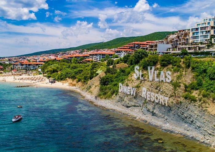 poza Sveti Vlas,  o alegere perfectă pentru o vacanță relaxantă și liniștită
