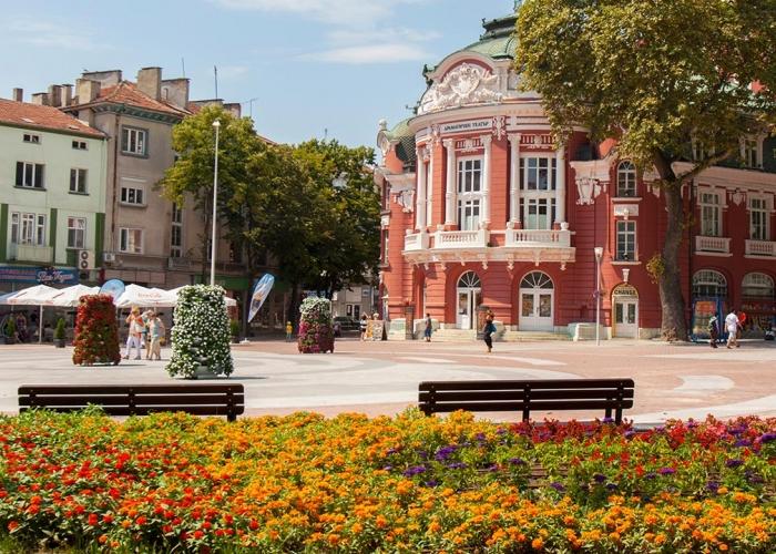 """poza Descoperă Varna, """"capitala de vară a Bulgariei"""""""