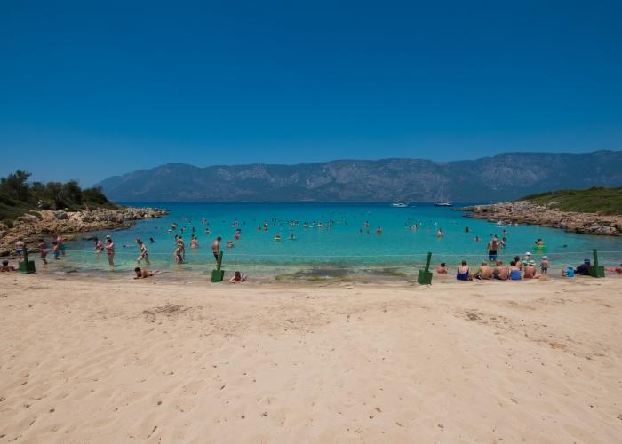 poza Marmaris, o destinație paradisiacă de pe litoralul turcesc