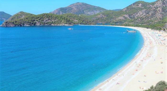poza Oludeniz - petreceți-vă vacanța într-un tărâm paradisiac