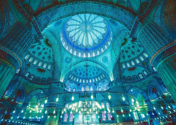 poza Istanbul - orașul ce își atrage turiștii precum un magnet