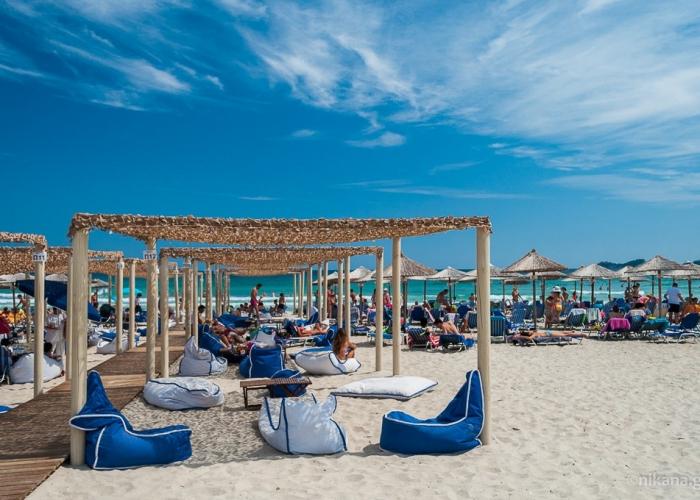 poza Skala Potamias - bucurați-vă de una dintre cele mai apreciate plaje ale Insulei Thassos