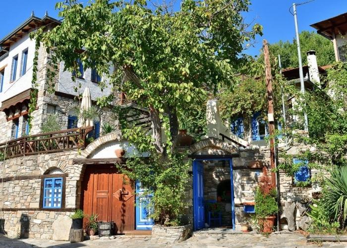 poza Descoperiţi staţiunea Skala Prinos şi împrejurările sale fascinante