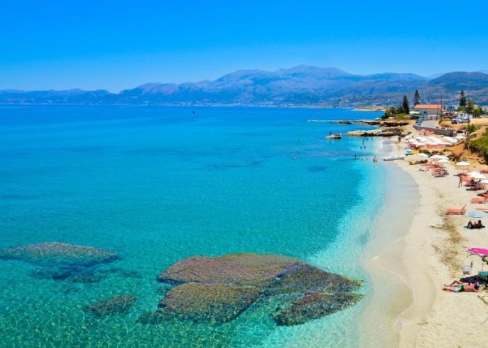 poza  Hersonissos - plaje și atracții turistice pentru o vacanță memorabilă