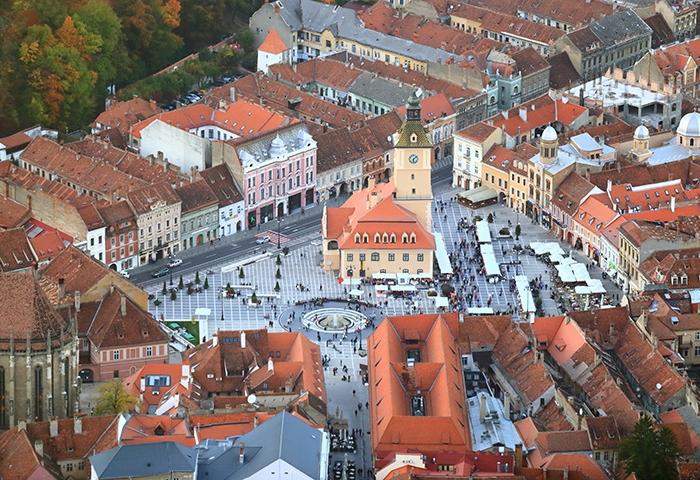 poza Transilvania - un spațiu multietnic, încărcat de istorie