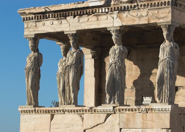 poza Atena - un oraș, numeroase oportunități turistice