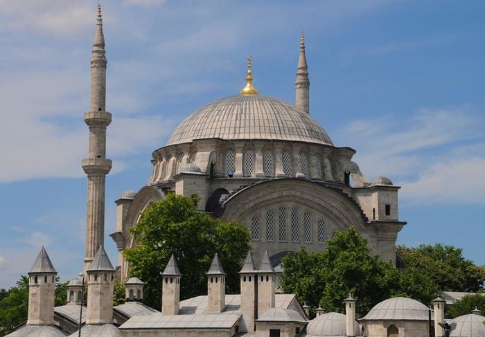 poza Fatih - una dintre cele mai interesante zone ale orașului Istanbul