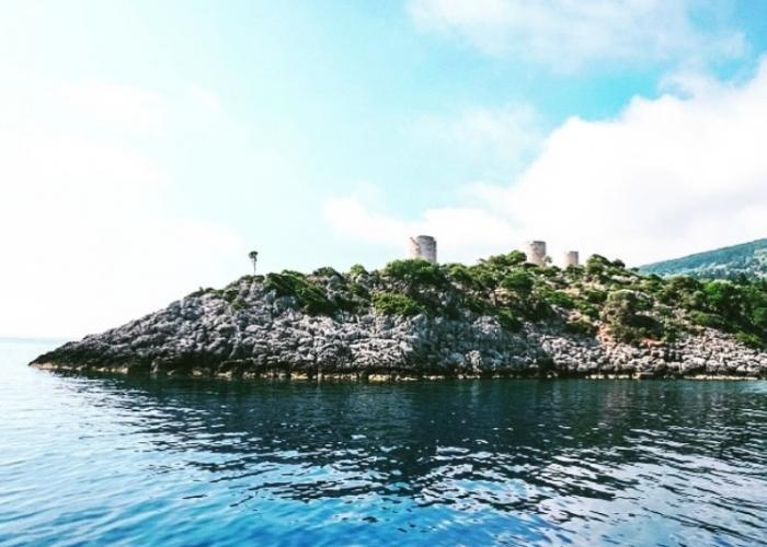poza Sejur în Lefkada, paradisul Mării Ionice