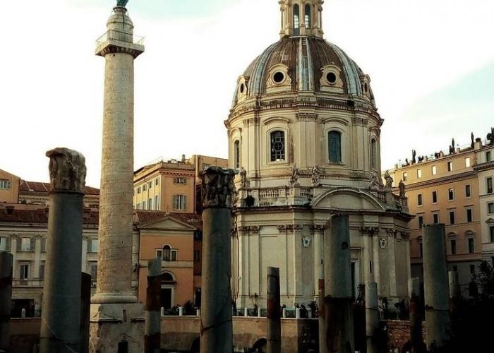 poza Sejur în Roma, orașul etern