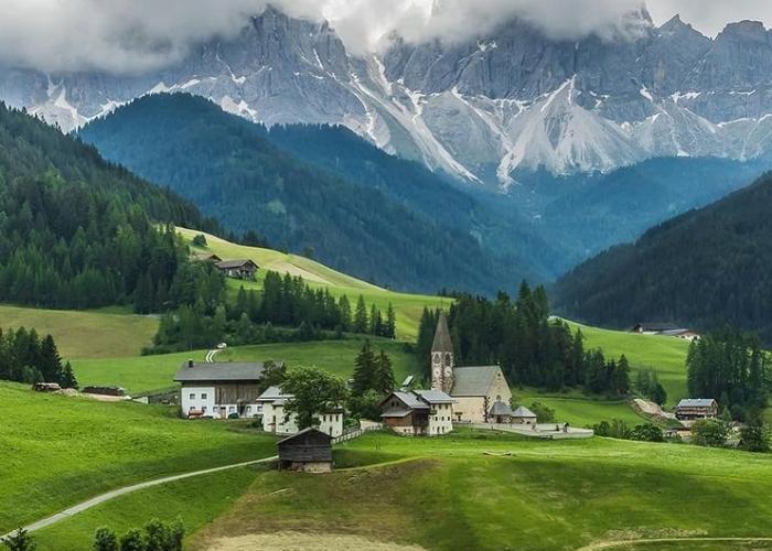poza Sejur în Veneto, o regiune încărcată de atracții turistice